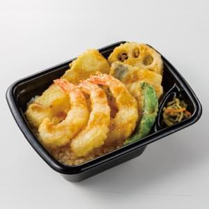 ほっともっと HottoMotto 海鮮えび天丼
