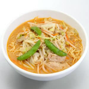 上海エクスプレス M-9 野菜のピリ辛味噌ラーメン