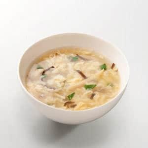 上海エクスプレス R-6 玉子スープ