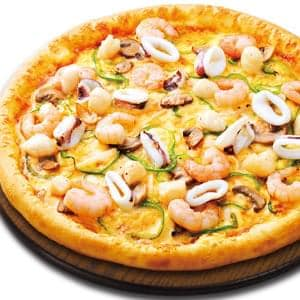 ピザ・ロイヤルハット 【113】シーフードピザ