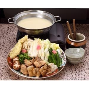 鍋 鶏鍋食材
