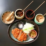 ロースかつ/Pork Loin Cutlet