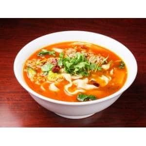 【870】麻辣刀削麺