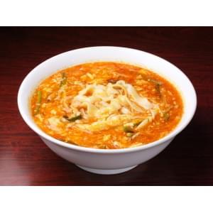 【872】サンラー刀削麺
