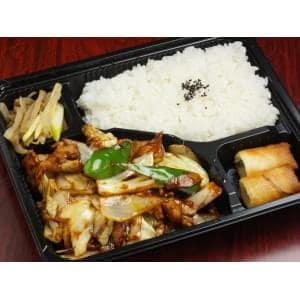 【879】回鍋肉弁当