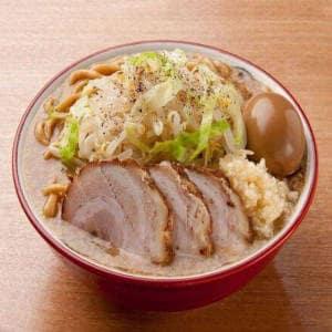 味玉らーめん Ramen with boiled egg