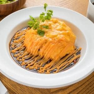 【YG2】チーズデミグラスソース