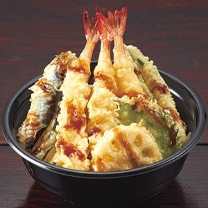 【51】海老天丼