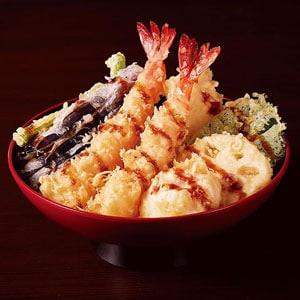 【66】極 大海老名人天丼