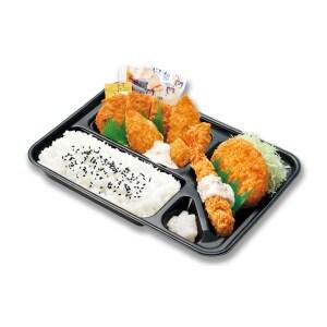 スペシャルカキ豚弁当