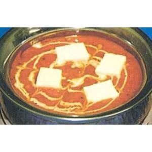【67】バター チーズ マサラ カレー/Butter Pneer Masala Curry