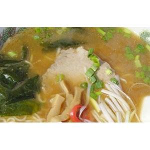 572 みそラーメン 味噌拉麺