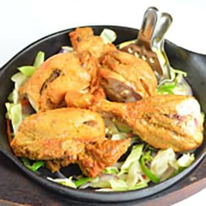 タンドリーチキン【Tandoori Chicken】 2P