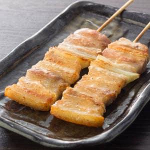 豚バラ串(2本) たれ