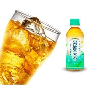 爽健美茶(300mlPet)