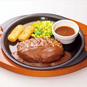 ガスト (単品)ハンバーグステーキ