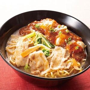 東京 野菜たっぷりマーボータンメン