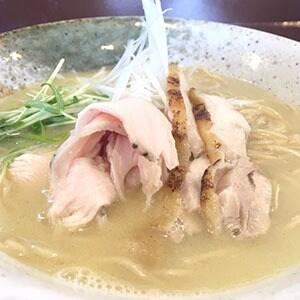 熟成鶏そば(醤油)