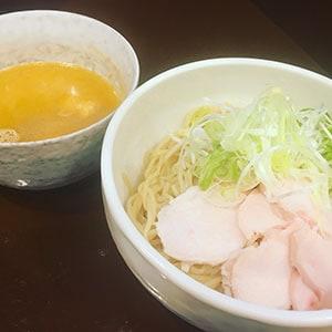 渡り蟹のつけ麺