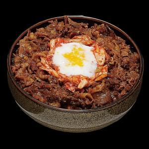 574 【半額セール】【倍肉】キムチカルビ丼