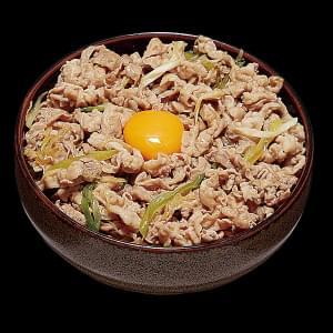 【倍肉】すたみな丼 大盛り無料 【568】