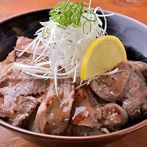 牛 タン丼