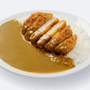 【人気No.1】ロースカツカレー