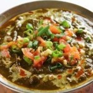 【16】ほうれん草チキンバルタカレー/Chicken Bharta Sag Curry カレーのみ