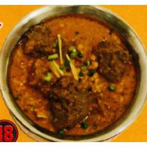 【18】マトンマサラカレー/Mutton Masara Curry カレーのみ