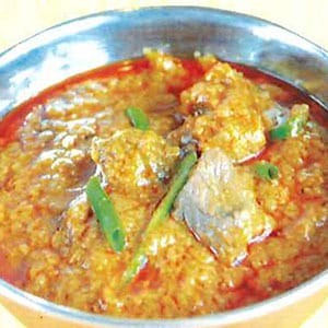 マトンカレー/Mutton Curry