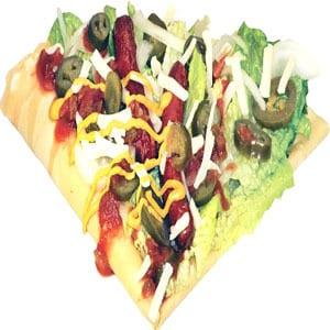 激辛サラダ