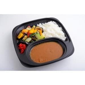 《085》野菜カレー