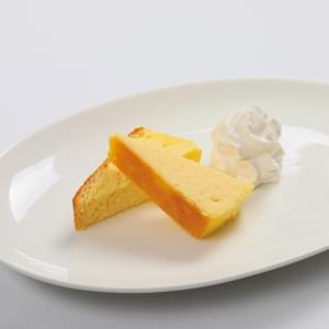 濃厚ラクレットチーズケーキ