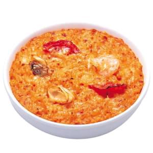 シーフードトマトドリア