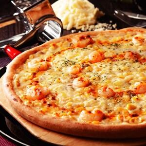えびグラタンピザ