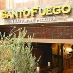 トラットリアピザリア サントフエゴ Santo Fuego