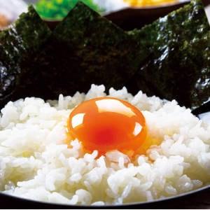 純種 黒烏骨鶏の贅沢卵かけごはん