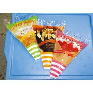 【776】クレープアイス チョコ