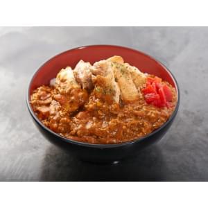 バターチキンカレー丼 Butter chicken curry rice bowl