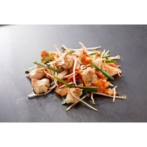 ホルモンキムチ炒め Hormone Kimchi Stir Fry