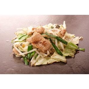 豚もやし炒め Stir-fried pork sprouts