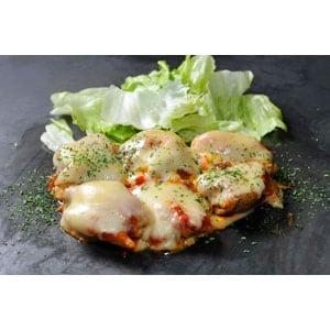 チーズトマトのももグリエ Cheese tomato bird thigh grie