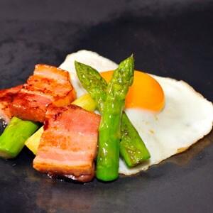 アスパラベーコン Asparagus bacon