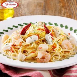SPALA 〜豊かな魚介の旨味〜 シーフードペペロンチーノ