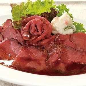 ローストビーフ【単品】 肉ダブル