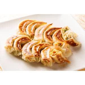 特製焼餃子(6個)+麻辣餃子(6個)