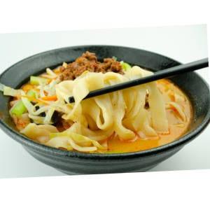 刀削担々麺
