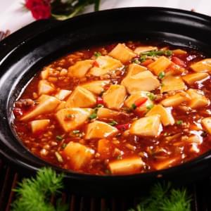 【45】麻婆豆腐