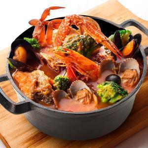 サルヴァトーレクオモ ズッパ ディ ペッシェ-旨味たっぷり魚介鍋-