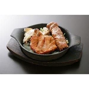 タンドーリ焼き物2種盛合わせ(2P)